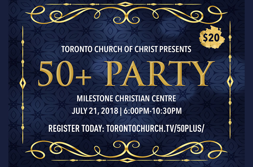 50+ Party