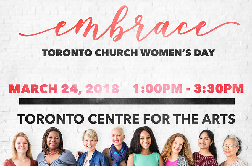 2018 Toronto Church of Christ Women's Day