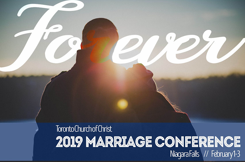 2019 Marriage Conference